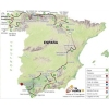Vuelta 2014: All stages - source: www.ciclo21.com