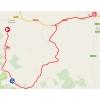 Vuelta 2014 Route stage 10: Monasterio de Veruela – Borja