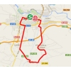 Vuelta 2014 Route stage 12: Logroña - Logroña - source IGN - lavuelta.com