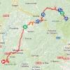 Vuelta 2014 Route stage 20: Santa Estebo de Ribas do Sil – Puerto de Ancares - source IGN - lavuelta.com