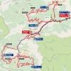 Vuelta 2015: Route stage 11 Andorra la Vella - Cortals d'Encamp - source: lavuelta.com