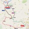 Vuelta 2015: Route stage 2 Alhaurin de la Torre - Caminito del Rey - source: lavuelta.com