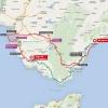 Vuelta 2015 Route stage 4: Estepona – Vejer de la Frontera