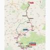 Vuelta 2015: Route stage 7 Jódar - Capileira/Alpujarras - source: lavuelta.com