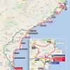Vuelta 2015 Route stage 9: Torrevieja – Cumbre del Sol