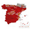 Vuelta a España 2019: entire route - source:lavuelta.es