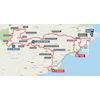 Vuelta a España 2019: route 2nd stage - source:lavuelta.es