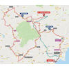 Vuelta a España 2019: route 3rd stage - source:lavuelta.es