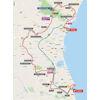 Vuelta a España 2019: route 4th stage - source:lavuelta.es