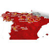 Vuelta 2020 The Route
