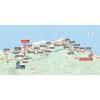 Vuelta a España 2020: route stage 10 - source:lavuelta.es