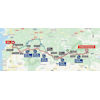Vuelta a España 2020: route stage 15 - source:lavuelta.es