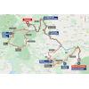 Vuelta a España 2020: route stage 17 - source:lavuelta.es