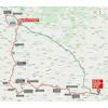 Vuelta a España 2020: route stage 9 - source:lavuelta.es