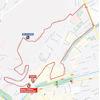 Vuelta a España 2021: route stage 1 - source:lavuelta.es