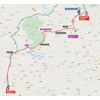 Vuelta a España 2021: route stage 11 - source:lavuelta.es