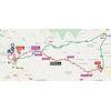 Vuelta a España 2021: route stage 12 - source:lavuelta.es