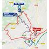 Vuelta a España 2021: circuits routes stage 12 - source:lavuelta.es