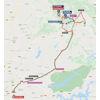 Vuelta a España 2021: route stage 14 - source:lavuelta.es