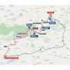 Vuelta a España 2021: route stage 15 - source:lavuelta.es