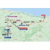 Vuelta a España 2021: route stage 17 - source:lavuelta.es