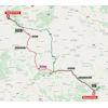 Vuelta a España 2021: route stage 4 - source:lavuelta.es