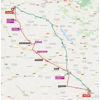 Vuelta a España 2021: route stage 5 - source:lavuelta.es
