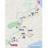 Vuelta a España 2021: route stage 7 - source:lavuelta.es