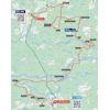 Vuelta a España 2022: route 2nd stage - source:lavuelta.es