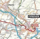 World Cycling Championships 2013: Route individual time trial – men