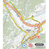 World Cycling Championships 2020: route Mixed Relay - source: aigle-martigny2020.ch