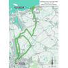 World Cycling Championships 2021: route ITT men - source: flanders2021.com